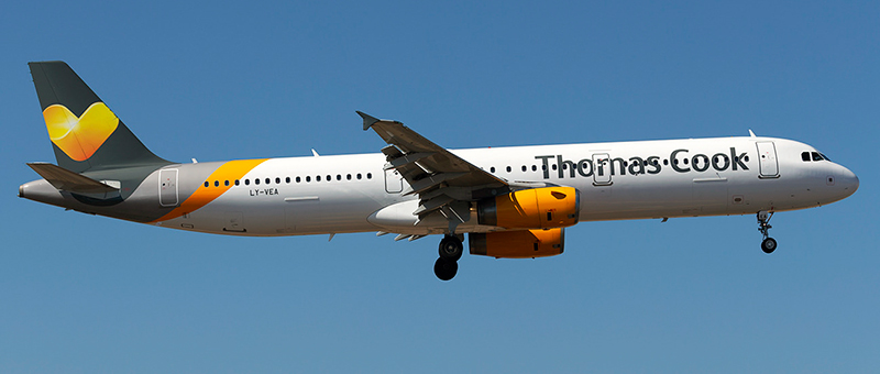 Thomas Cook Airlines Airbus A321