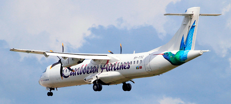 Caribbean Airlines ATR 72-600