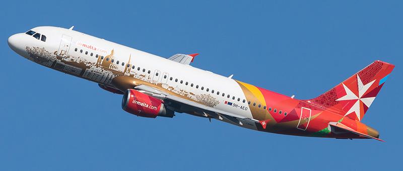 Air Malta Airbus A320-200